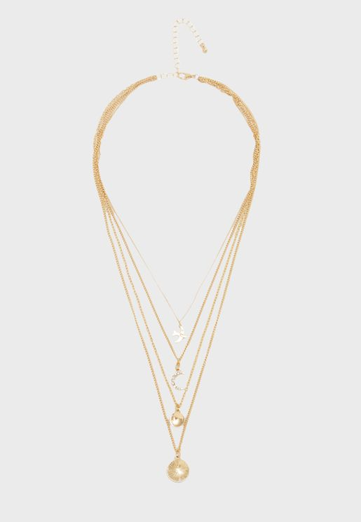 Anno Layered Necklace
