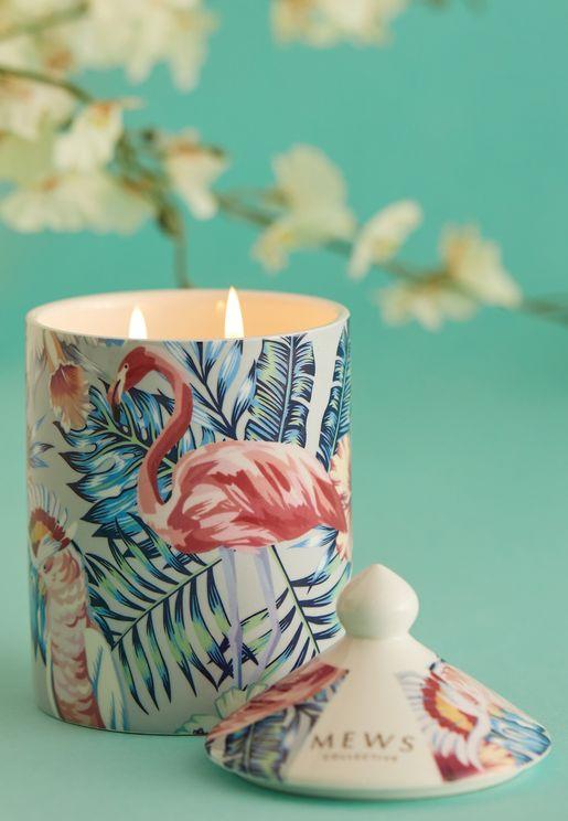 Candle 320g - Pink Sugar