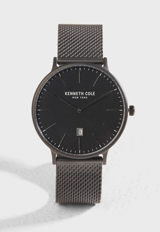 KC15057012 Mesh Bracelet Watch