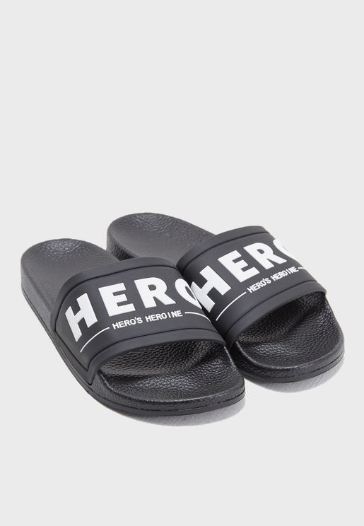Logo Casual Sandals
