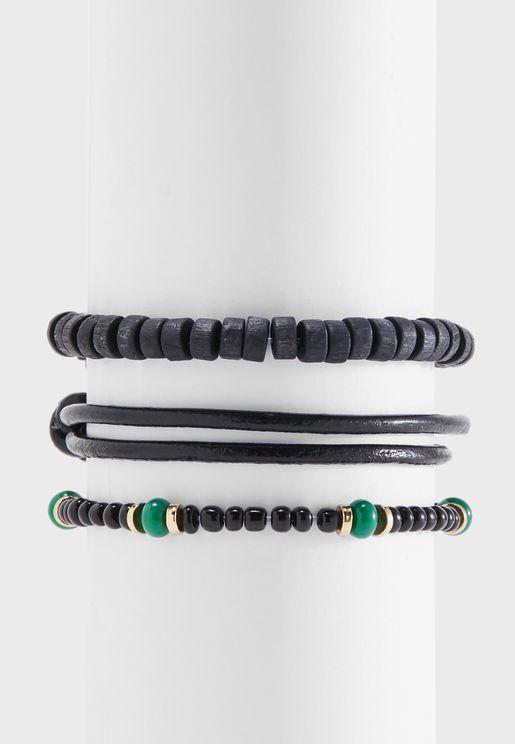 Shake Up Combo Bracelet Set