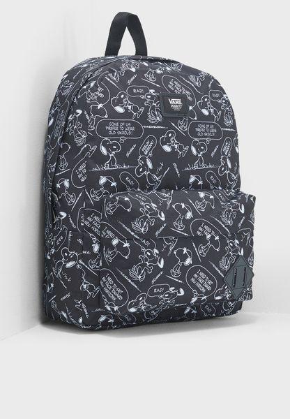 Peanuts Old Skool Backpack
