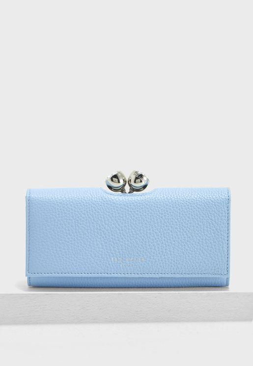 Muscovy Textured Bobble Purse