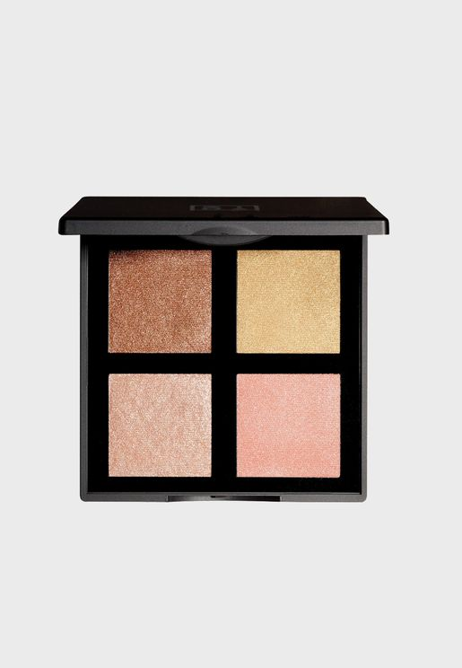 The Glowing Face Palette - 601