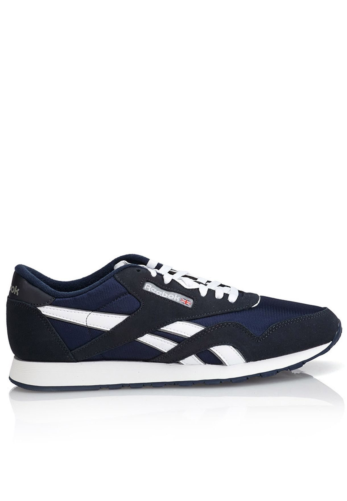 8aca3c3ce5bd Shop Reebok navy Cl Nylon 39749 for Men in Kuwait - RE019SH02XUZ