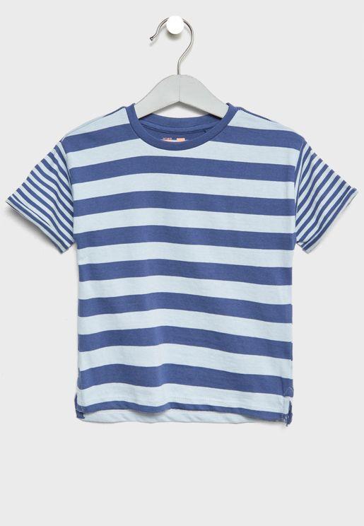 Little Max Striped T-Shirt