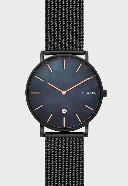 SKW6472 Hagen Steel Watch