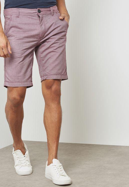 Akm 4 Chino Oxford Shorts