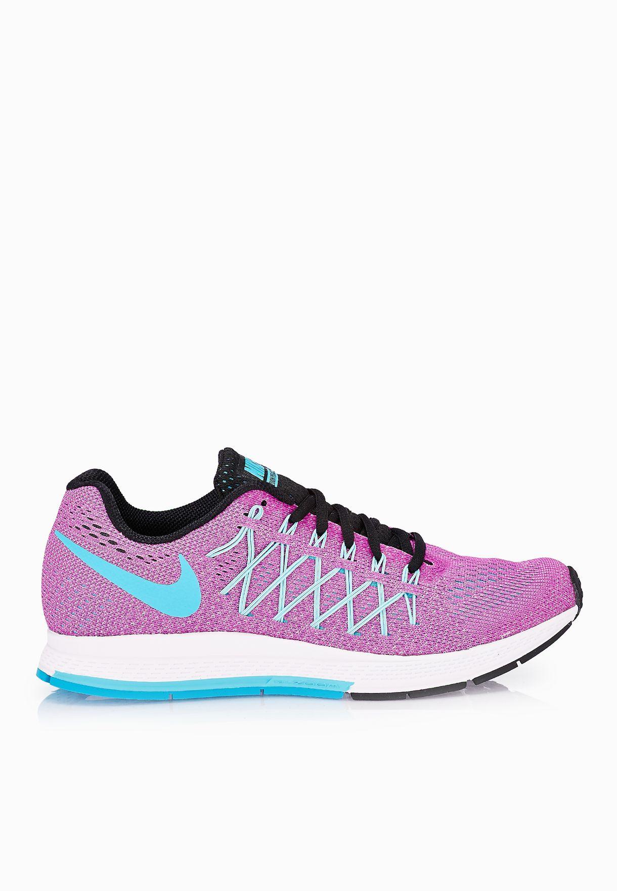 c57bdf70774e Shop Nike purple Air Zoom Pegasus 32 749344-501 for Women in UAE ...