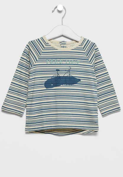 Infant Striped T-Shirt