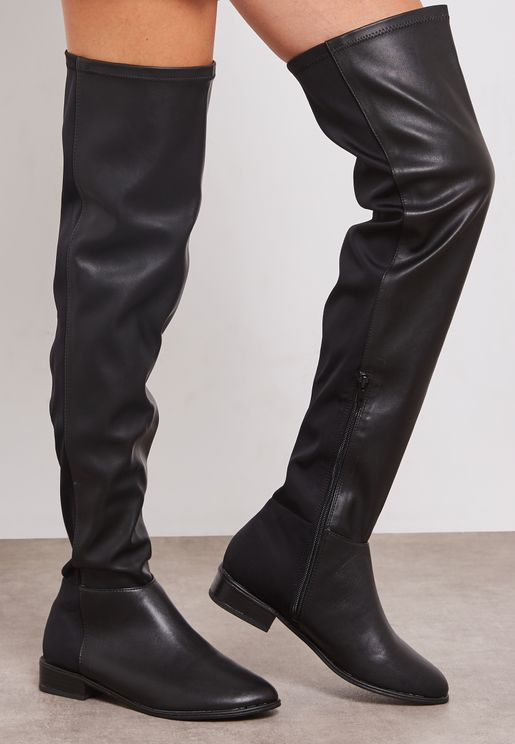 cafe55c5f18 Knee Boots for Women