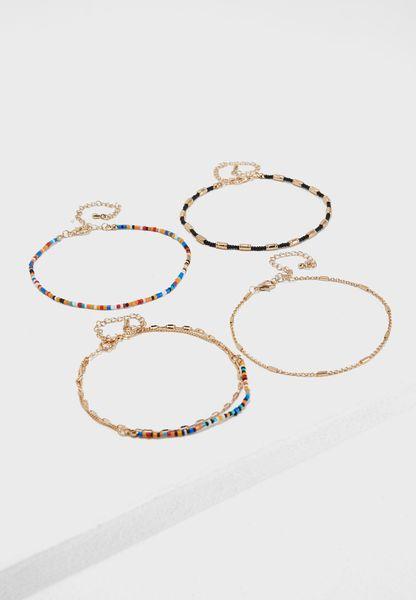 Fuscoli Layered Necklace