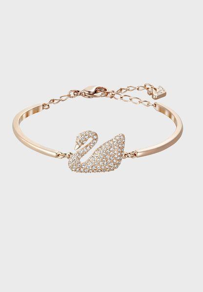 Swan Bangle