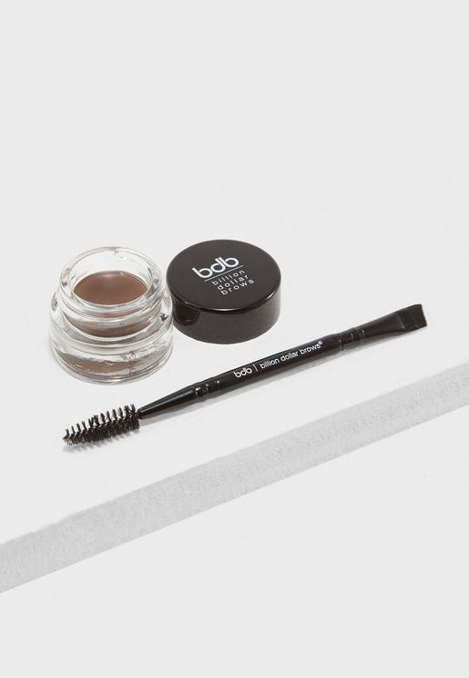 Brow Butter Pomade Kit - Taupe