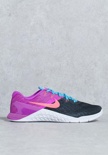 Shop Nike multicolor Metcon 3 849807-002 for Women in Qatar - NI727SH02NKJ