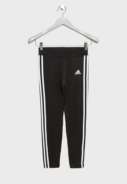 Youth Gear Up 3 Stripe Leggings