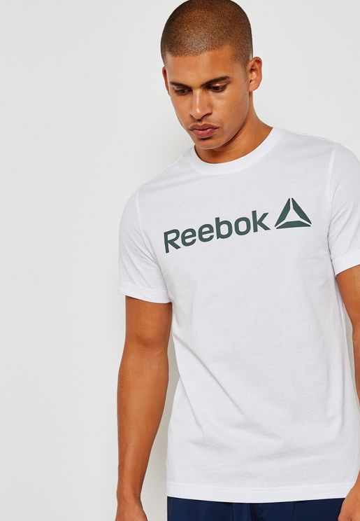 Linear Read T-Shirt