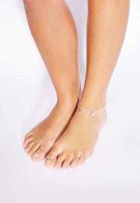 Ella Charm Anklet