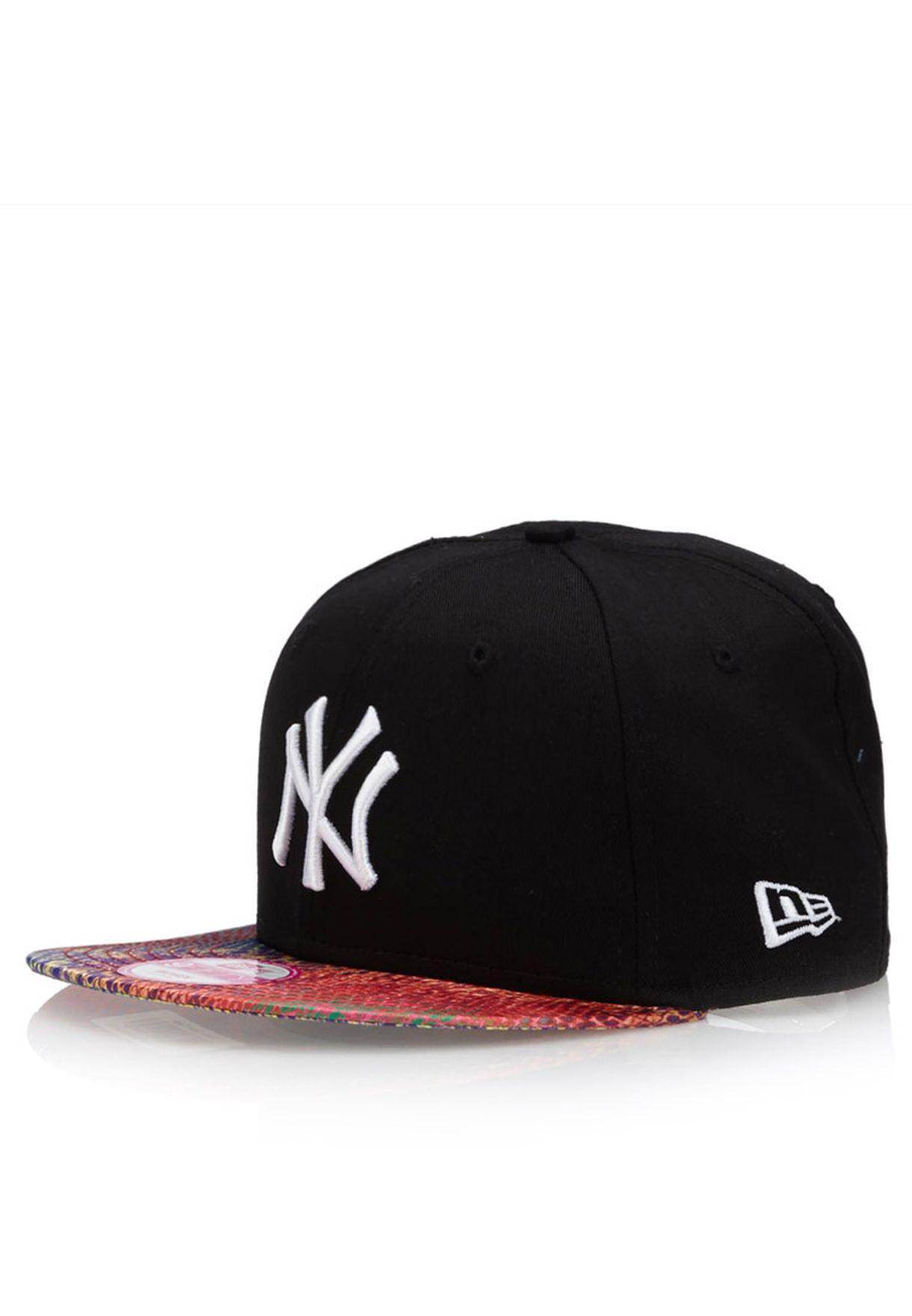 ee0c08c850f Shop New Era black 9Fifty New York Yankees Cap for Men in Oman -  NE207AC02SMN
