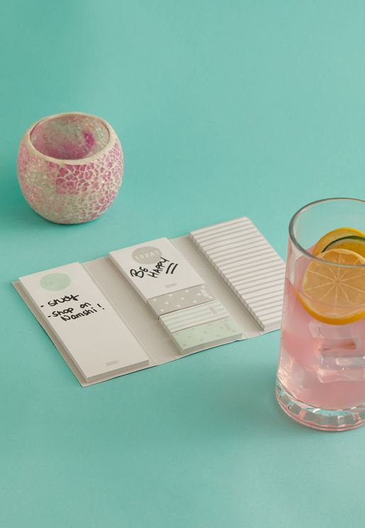 So Lovely Adhesive Notes Set
