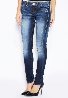 Guess Low Rise Super Slim Jeans