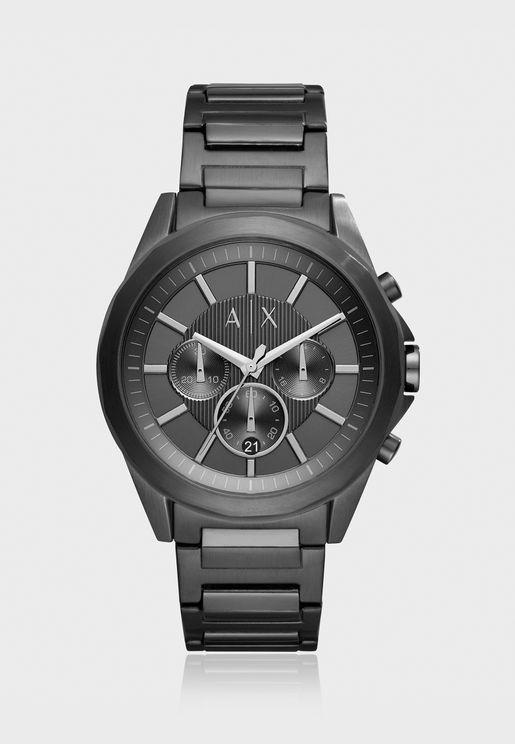 ساعة بتصميم عصري