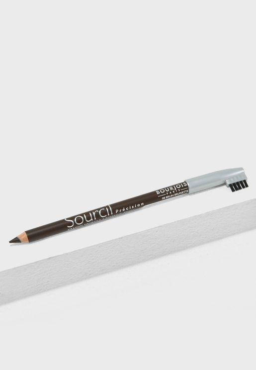 Sourcil Précision Eyebrow Pencil 08 Brun Brunette