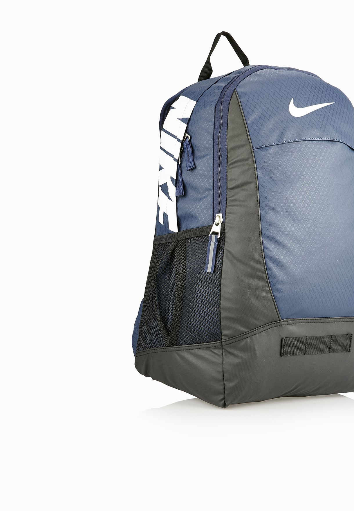 1cb44433e8f1 Shop Nike blue Medium Team Training Backpack BA4893-412 for ...