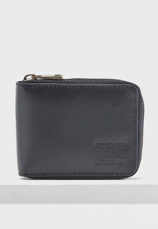 Wing Zip Wallet