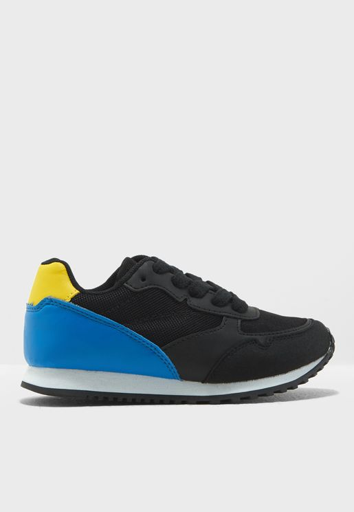 Youth Lace Up Sneaker