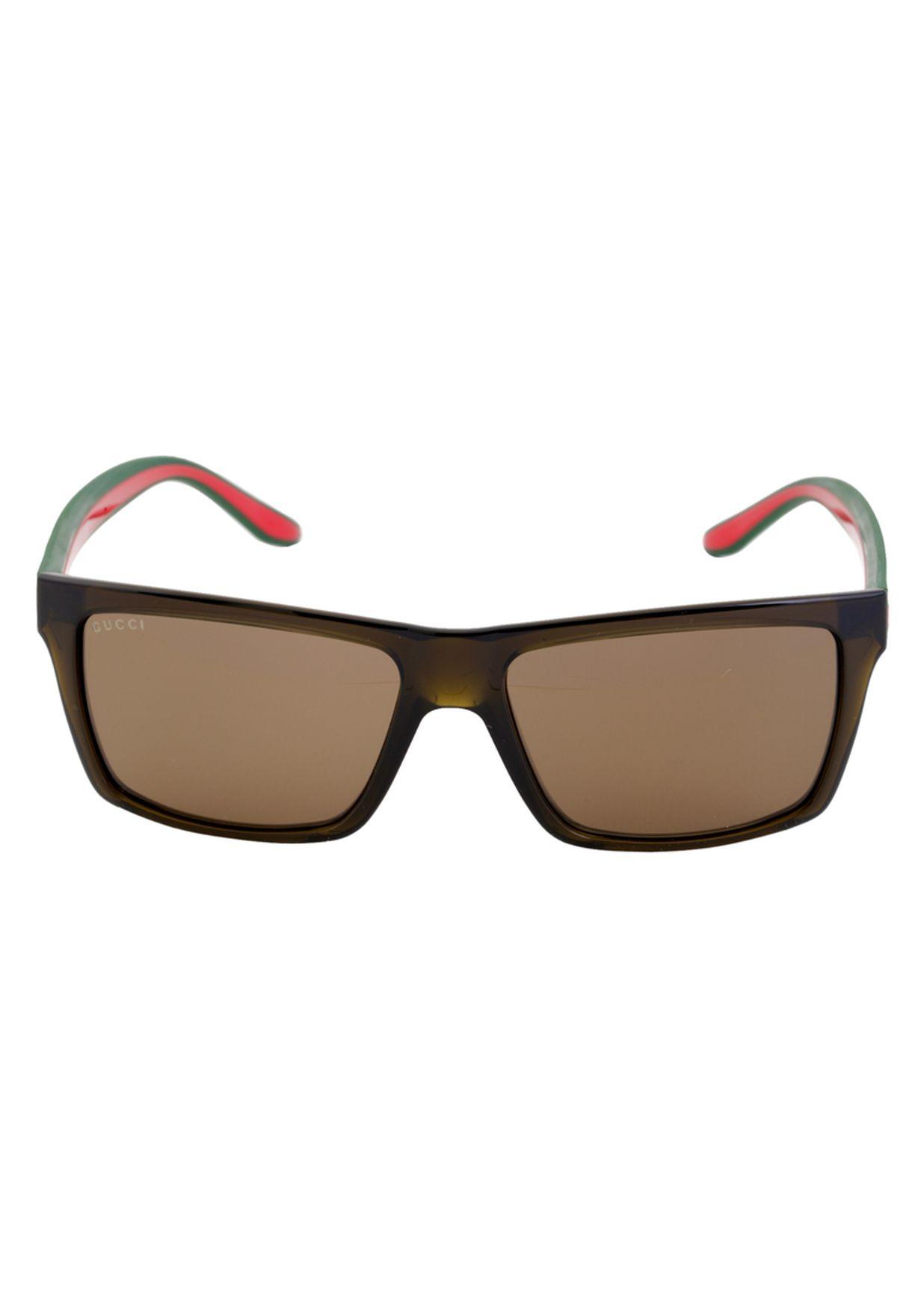 27b9bbda6a1 Shop Gucci browns Gus Luxury Sunglasses for Men in Kuwait - GU797AC02KZL