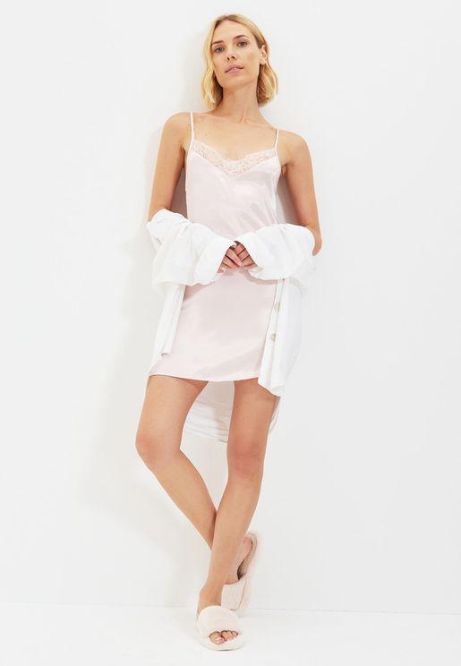 Printed Nightdress