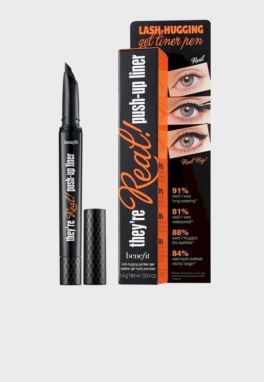They're Real Push Up Liner
