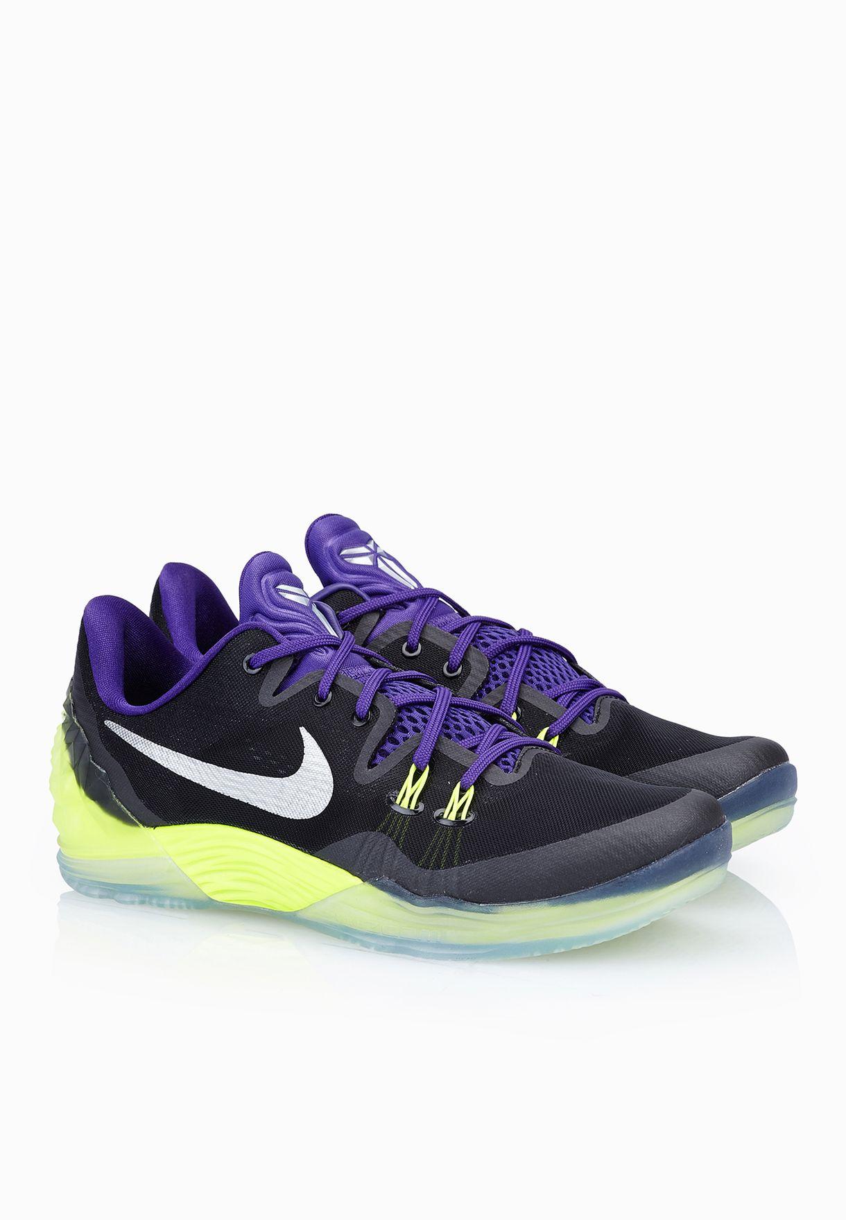 2aab4b993c5d Shop Nike black Zoom Kobe Venomenon 5 749884-005 for Men in UAE ...