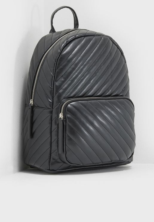 Malou Quilted Backpack
