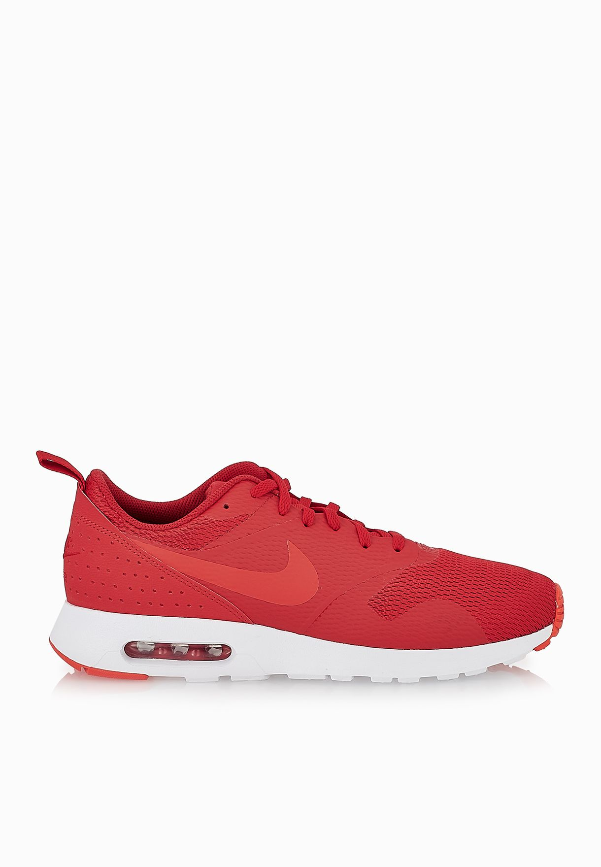 san francisco b3a1c 453ff Shop Nike red Air Max Tavas 705149-602 for Men in Saudi - NI