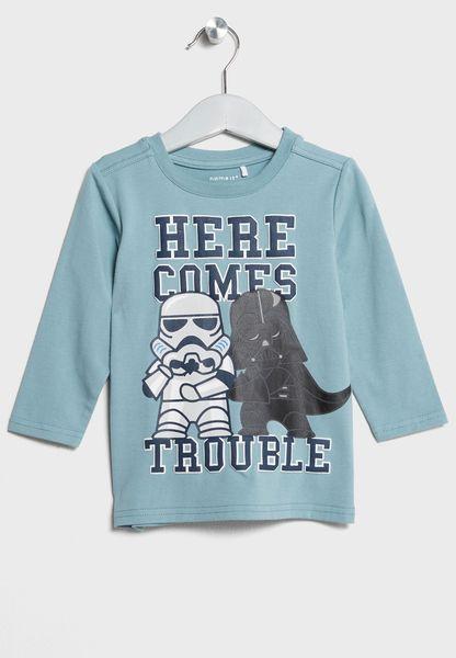 Little Star Wars T-Shirt