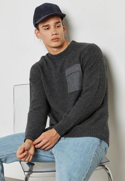 Pocket Sweater