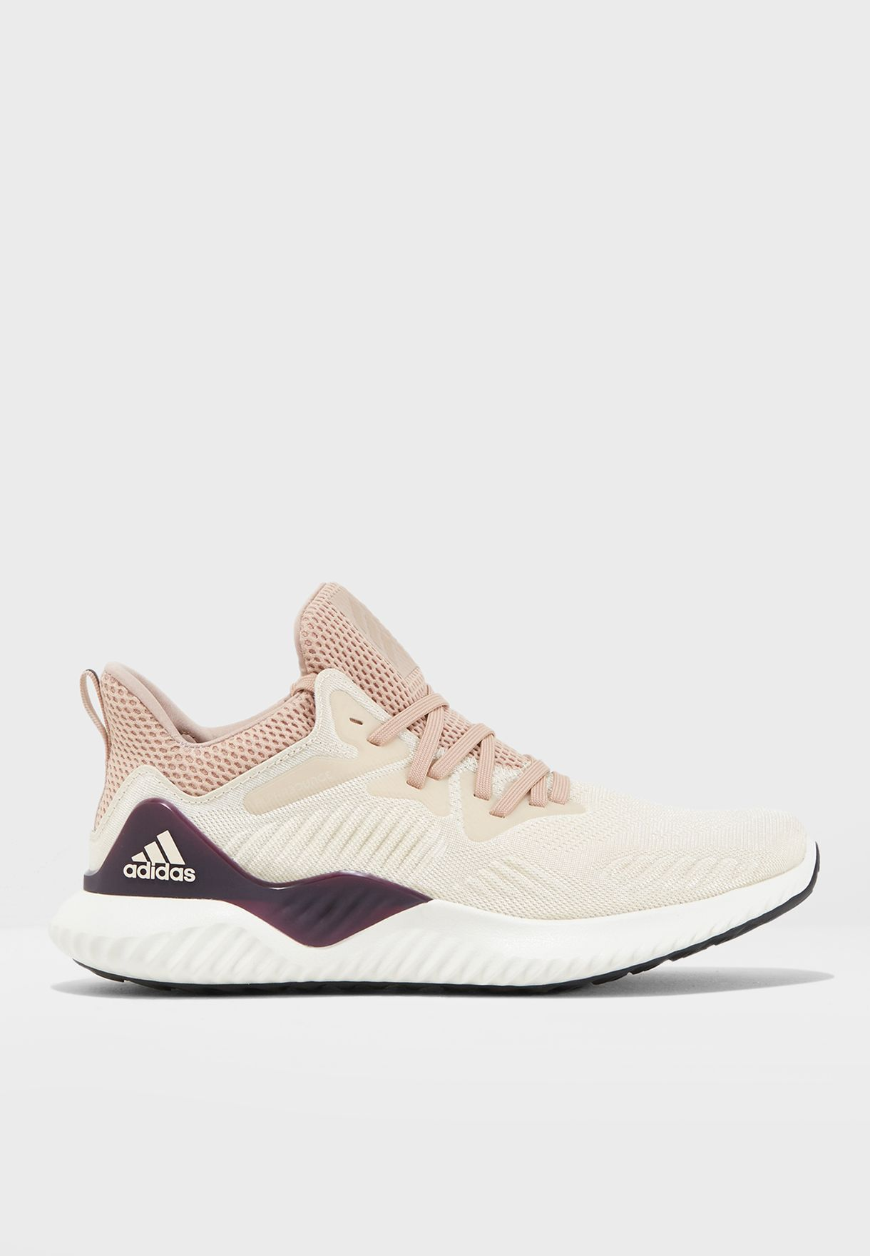594f08e388f61 Shop adidas beige Alphabounce Beyond DB0206 for Women in Qatar ...