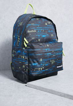 Kids Printed Backpack