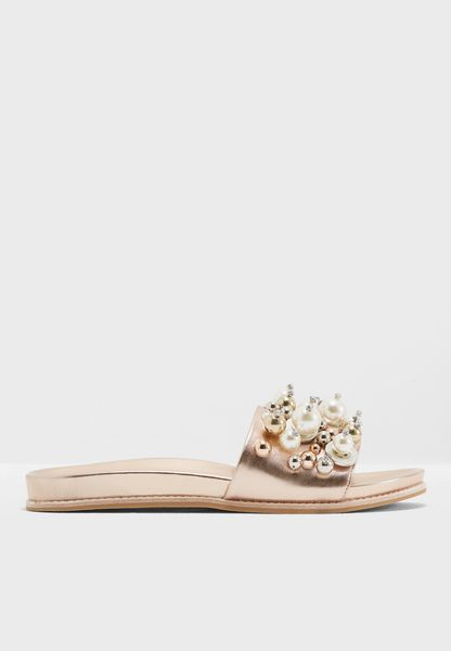 Delicate Casual Flat Sandal