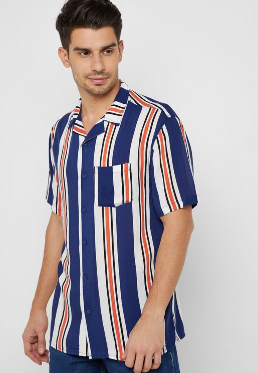 Festival Striped Shirt