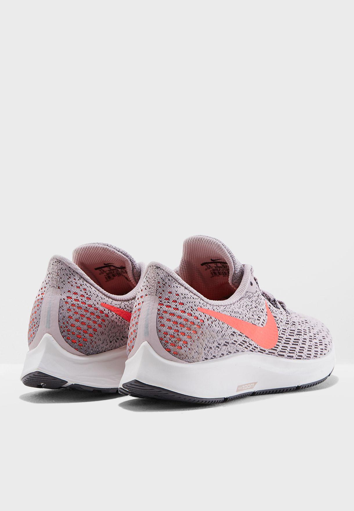aa84b29607e1e Shop Nike purple Air Zoom Pegasus 35 942855-602 for Women in UAE ...