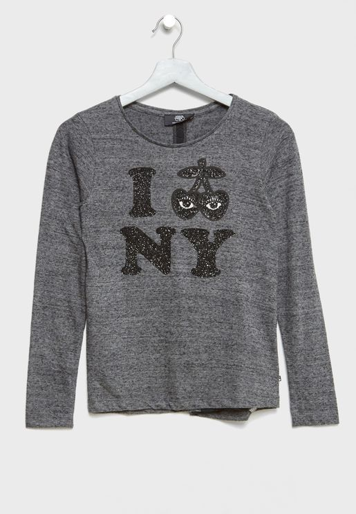 Teen New York T-Shirt