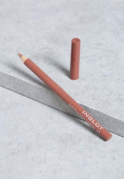 قلم تحديد الشفاه سوفت بريسجن #63