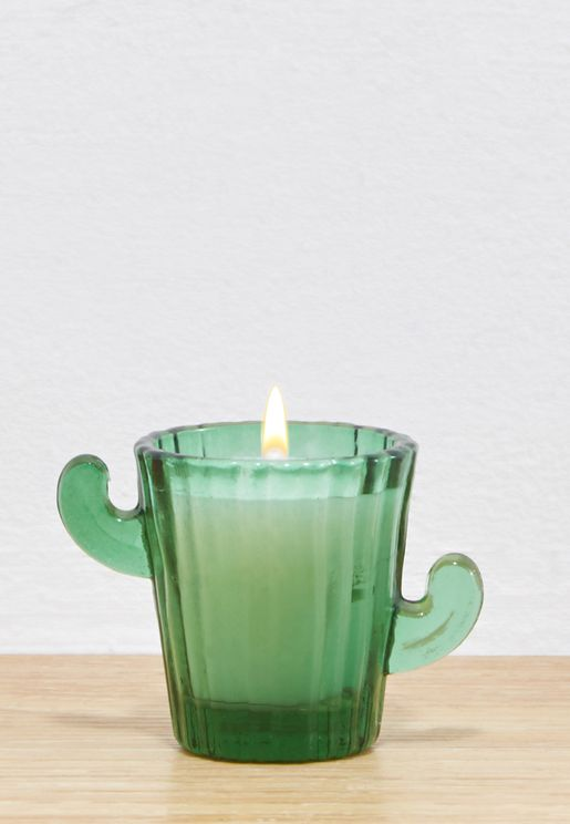 Dinky Cactus Candle