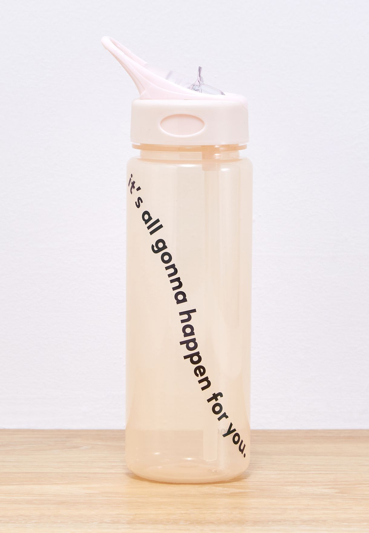 All Gonna Happen For You Water Bottle - 680ml
