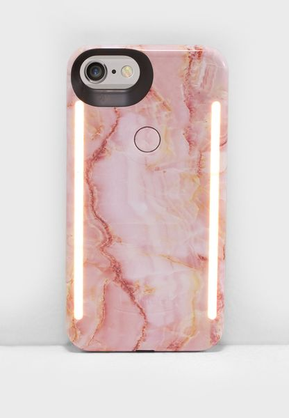 iPhone 8 Selfie Light Duo Cover