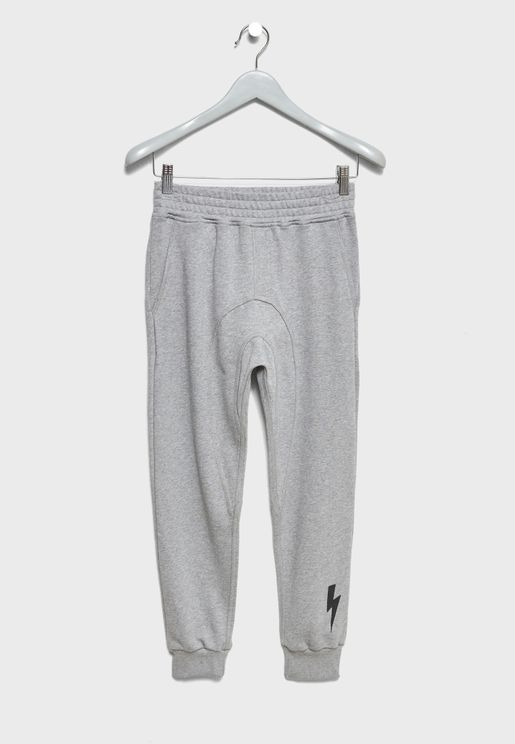 Little Lightening Bolt Sweatpants