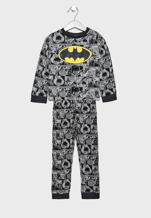 Kids Batman Pyjama Set
